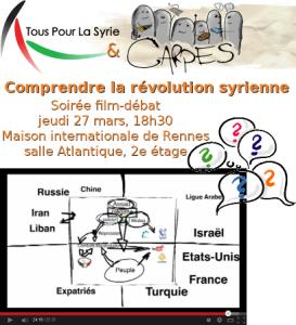 affiche soirée film débat - 27 mars 2014
