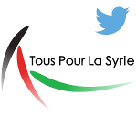 Compte Twitter @TousPourLaSyrie